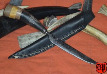 Messer mit Horngriff MHN-3117