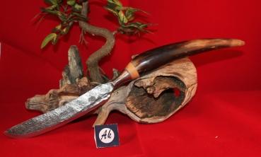 Messer mit Horngriff MHN-5003